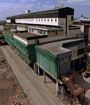 How industrial!