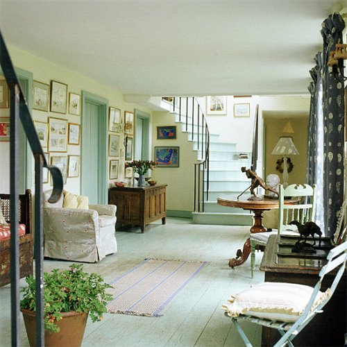 eclectic house decor
