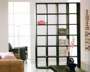 Bookcases as Room Dividers | Manolo for the Home
