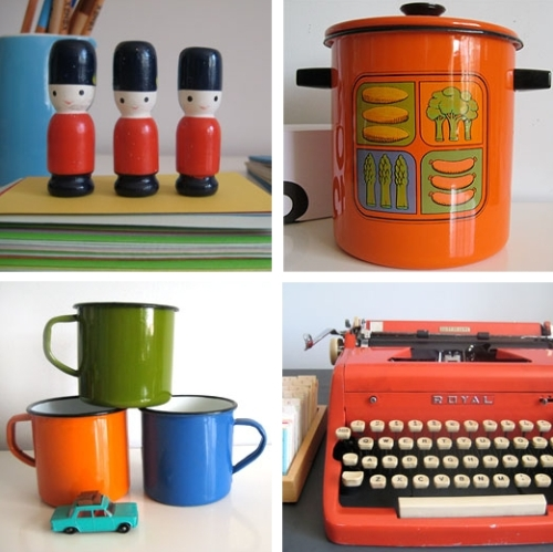 retro home accessories