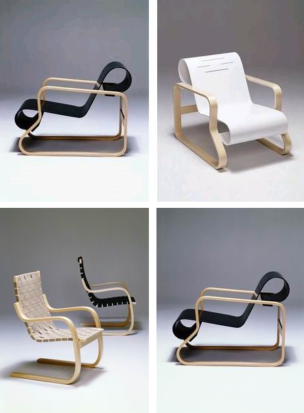 Chairs By Skandium