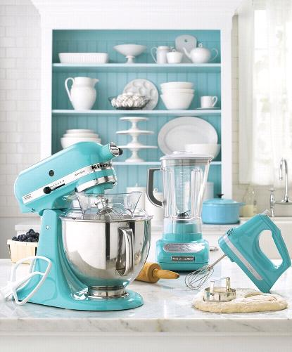 Blue Collection for KitchenAid