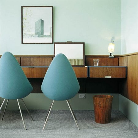 teal office