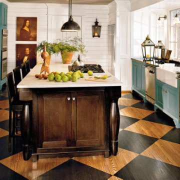 kitchen-checkerboard-floor-l