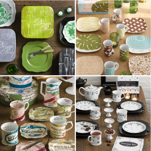 dinnerware by rosanna inc