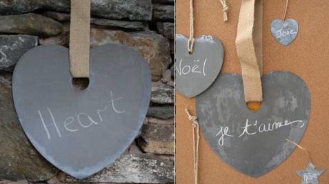 heart message board