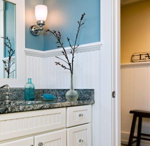 Bathroom Vanities  Tops on Responses To    Diy Options  Beadboard