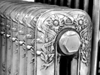 decorative radiator 3