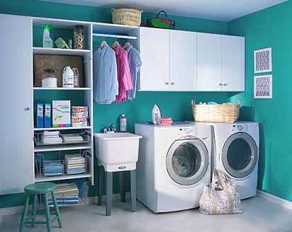 Laundry Rooms | Manolo for the Home