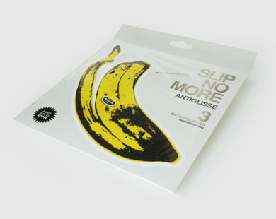 no slip banana