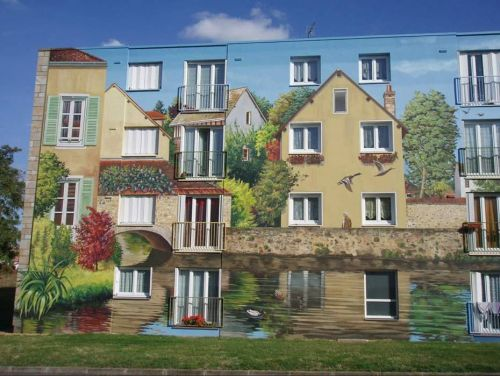 painted apartments