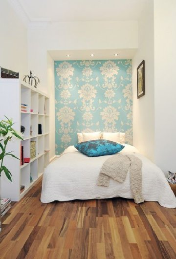 feminine apartment, feminine interiors