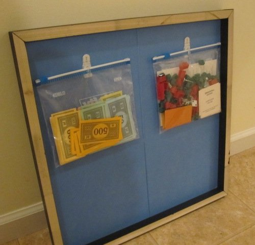 game board storage