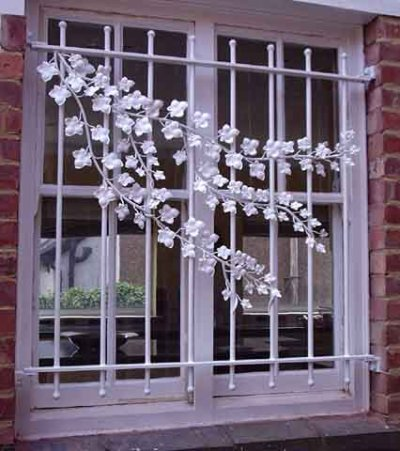 wrought iron windows 2