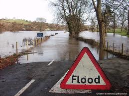 Welsh Floods, 2012