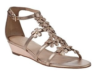 Vikki Wedge Sandal from Kate Spade