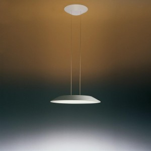 artemide float suspension lamp