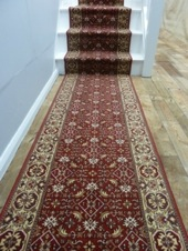 Traditional Persian Carpet Runner