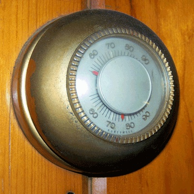 Old School Thermostat